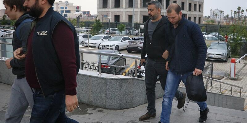 DEAŞ'a katılmak istediği iddia edilen iki yabancı uyruklu yakalandı