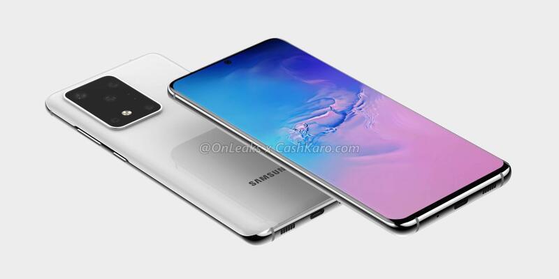 Samsung Galaxy S11 Plus'ın görselleri internete sızdı