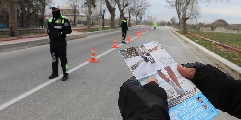 Yoğunluk başladı! Kurala uymayan sürücülere 625 lira ceza kesilecek