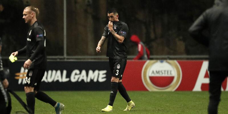 Beşiktaş stoper transferi için çalışmalara başladı