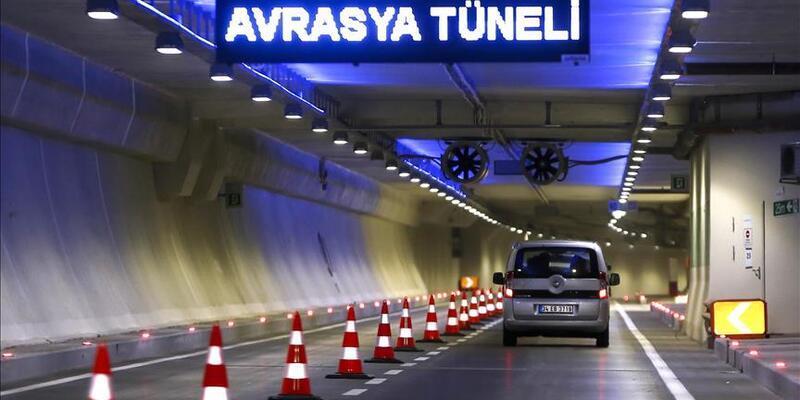 Avrasya Tüneli'nden Türkiye'ye 2,5 milyar lira katkı