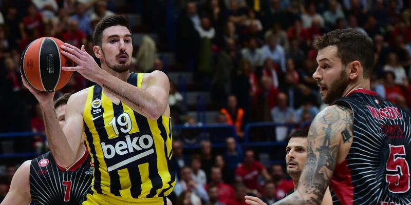 Fenerbahçe'de De Colo Khimki maçında yok