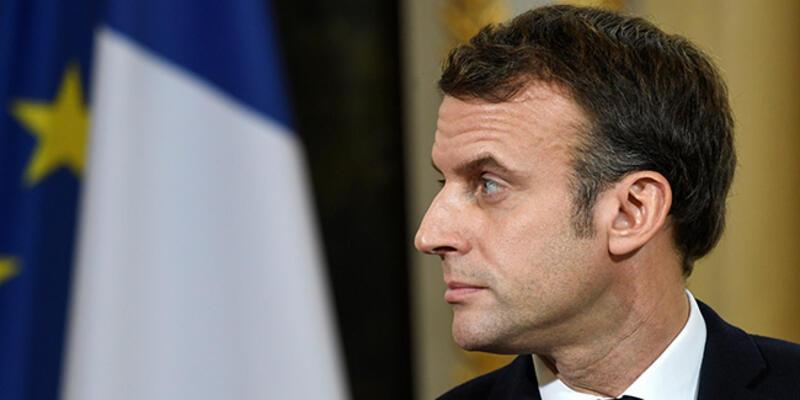 Macron'dan tepki çeken Türkiye açıklaması