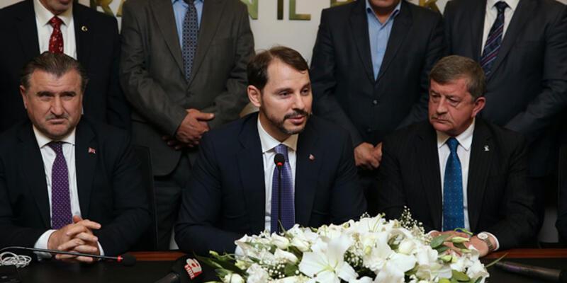 Hazine ve Maliye Bakanı Albayrak: Türkiye çok tarihi dönemlerden geçiyor