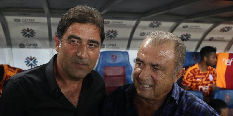 Fatih Terim Trabzonspor'a baskı yapacak