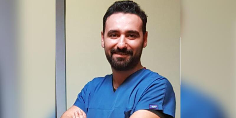 Samsun'da doktora tekmeli saldırı