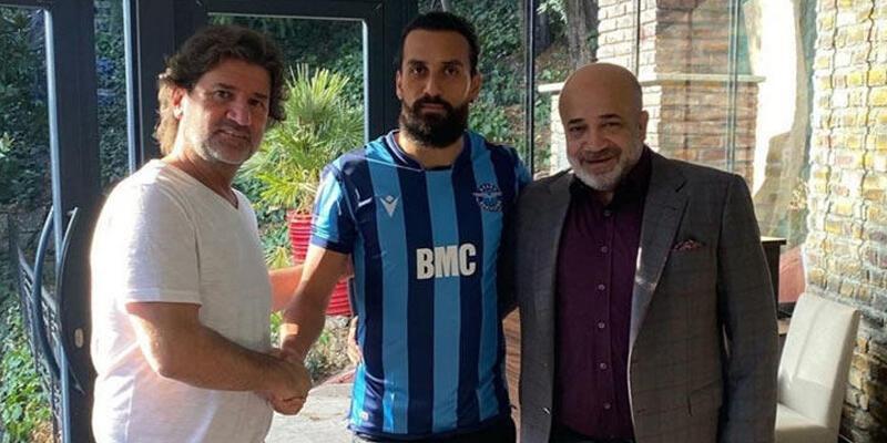 Erkan Zengin resmen Adana Demirspor'da