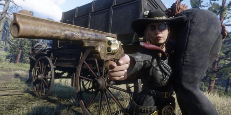 Red Dead Redemption 2 Steam 5 Aralık'ta geliyor