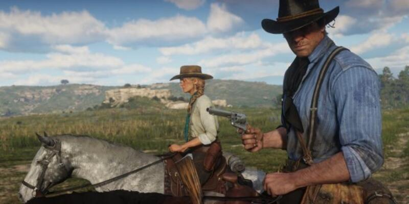 Red Dead Redemption 2 indirime girdi