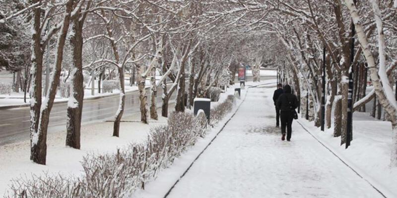 Hafta sonuna dikkat! Birçok ile sağanak ve kar yağışı uyarısı