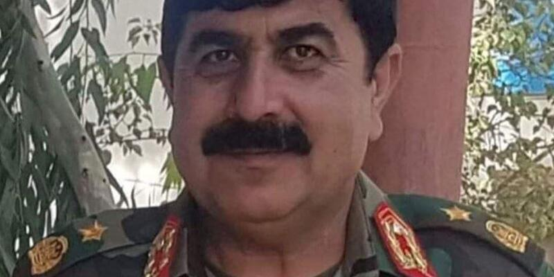 Afgan General patlamada öldü