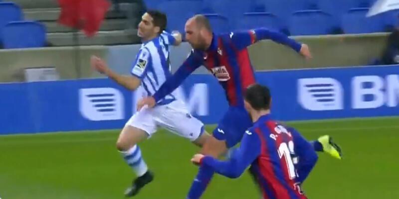 Real Sociedad - Eibar: 4-1