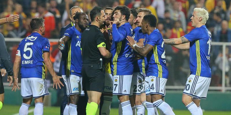 Fenerbahçe'den VAR paylaşımı