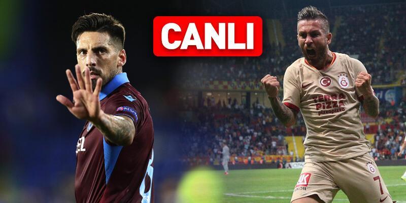 Trabzonspor Galatasaray CANLI YAYIN