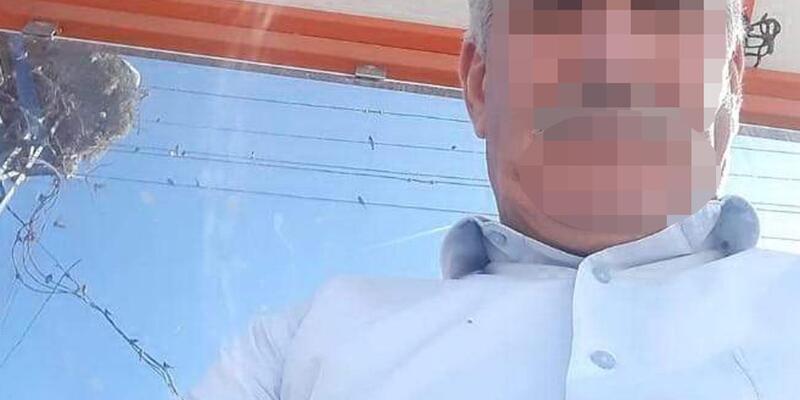 7 çocuk ve 9 torun sahibi bakkal, 14 yaşındaki kızı tacizden tutuklandı
