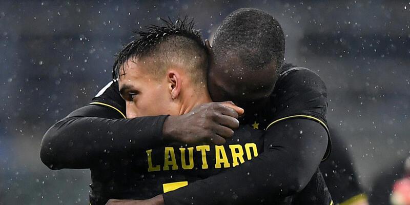 Lukaku ve Martinez'den 24 gol, 5 asist