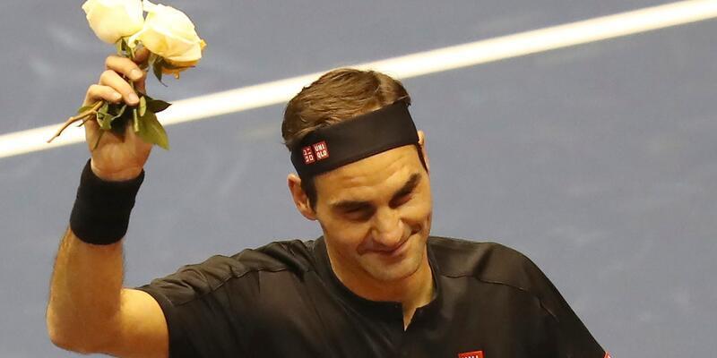 Roger Federer için hatıra para basılıyor