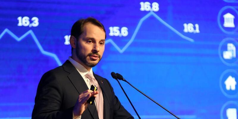 Son dakika: Bakan Albayrak'tan Enflasyon açıklaması
