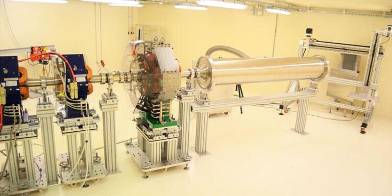 Son dakika: Türkiye için bir ilk! Uzay radyasyonu test altyapısı kuruldu