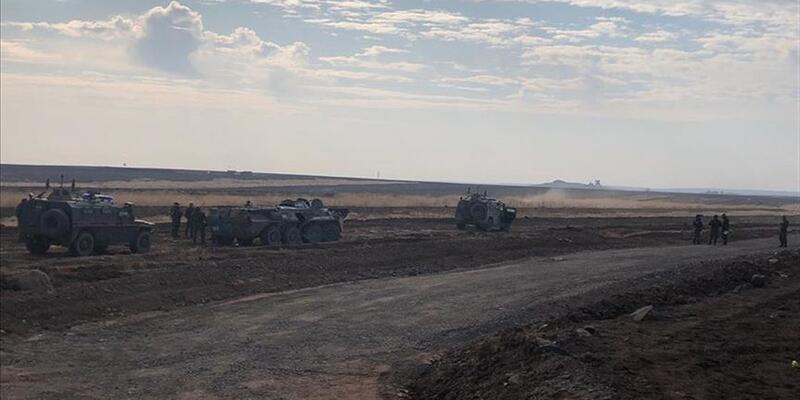 Türkiye ve Rusya'dan Suriye'de 13. ortak kara devriyesi