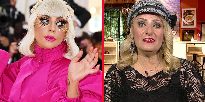 Ayten Hanım'ın tarzı Lady Gaga tarzı