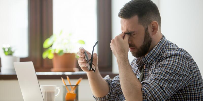 Yeni çağın sorunu: Bilgisayar görme sendromu