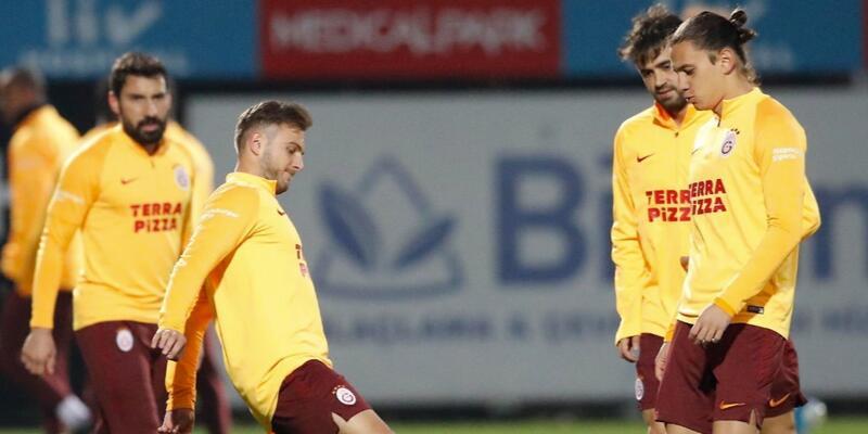Galatasaray'da iki sakatlık daha