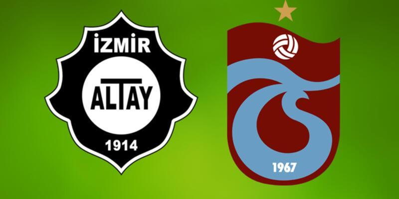 Altay Trabzonspor kupa maçı ne zaman, saat kaçta, hangi kanalda izlenecek?