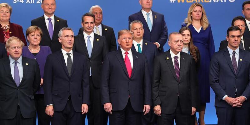 Londra'da NATO Liderler Zirvesi