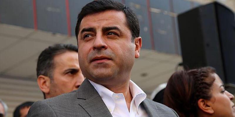 Edirne Cumhuriyet Başsavcılığı'ndan Selahattin Demirtaş açıklaması