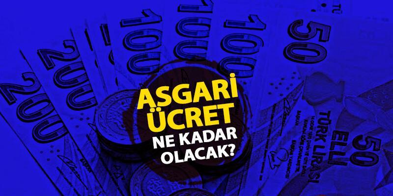 Komisyon toplanıyor... Asgari ücret ne zaman açıklanacak? 2021 asgari ücret ne kadar olacak?