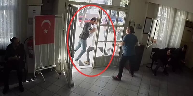 Doktora kafa atan saldırgan yakalandı ile ilgili görsel sonucu