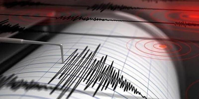 Kütahya'da 3.2 büyüklüğünde deprem