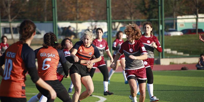 Türkiye Ragbi Lig Şampiyonları İzmir Batı Gücü ve Ankara Frigler