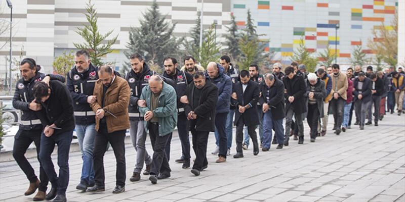 Son dakika... Ankara'da Bylock soruşturması: 260 şüpheliden 171'i gözaltına alındı
