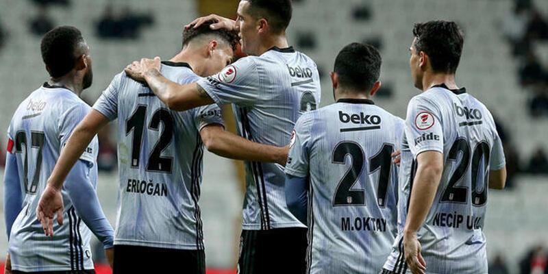 Beşiktaş'ın Erzincan kadrosu belli oldu