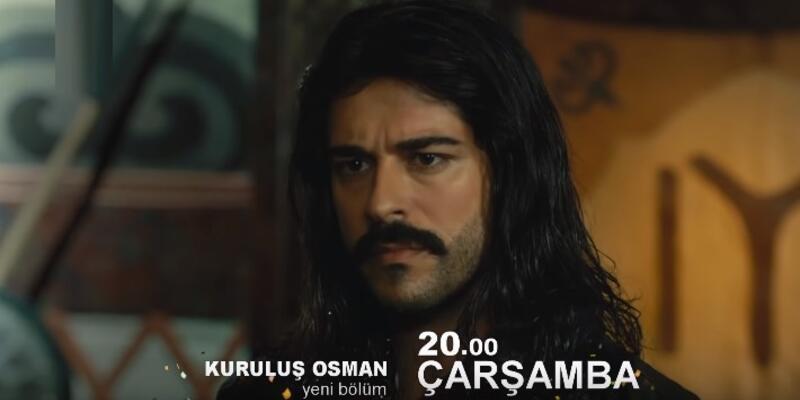 Kuruluş Osman yeni bölüm fragmanı: 5. bölümde Osman, Bala Hatun'u kurtarıyor