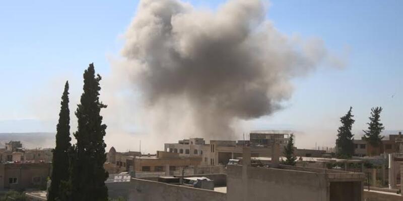 Son dakika... Esad rejimi İdlib'de sivil yerleşimleri vurdu: 12 ölü