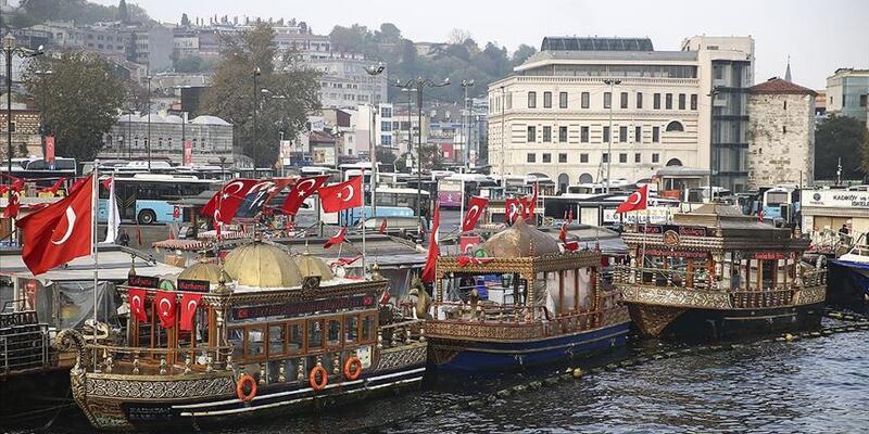 Mahkemeden Eminönü'ndeki balıkçı teknesi kararı