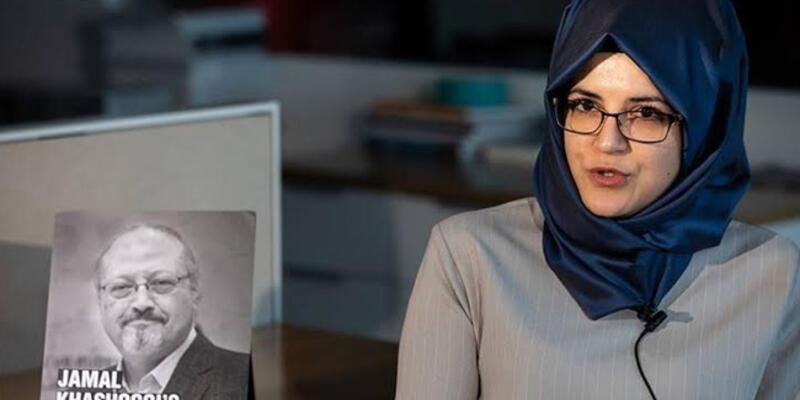 Kaşıkçı'nın nişanlısı Hatice Cengiz: Avrupa'dan bir ülkenin önderliğinde soruşturma açılmadı