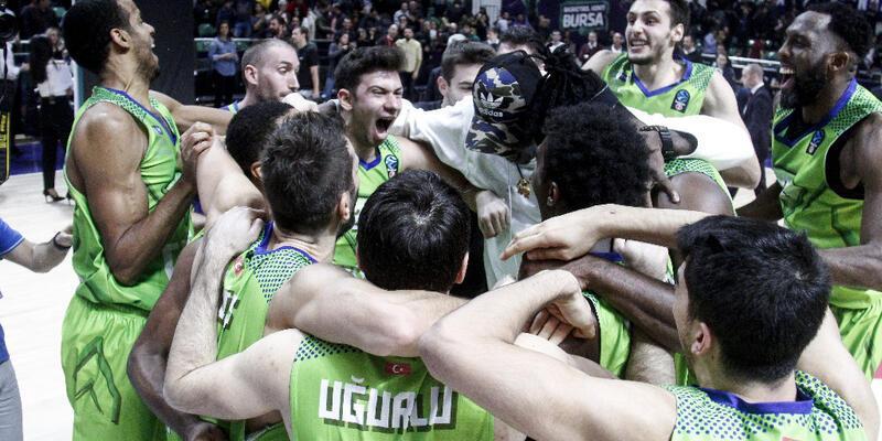 TOFAŞ, EuroCup'ta son 16 turuna yükseldi
