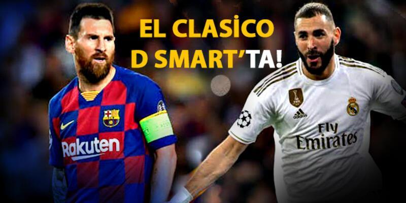 El Clasico hangi kanalda? Barcelona Real Madrid maçı ne zaman, saat kaçta?
