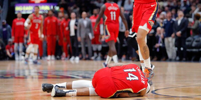 Pelicans art arda 13. mağlubiyetini yaşadı