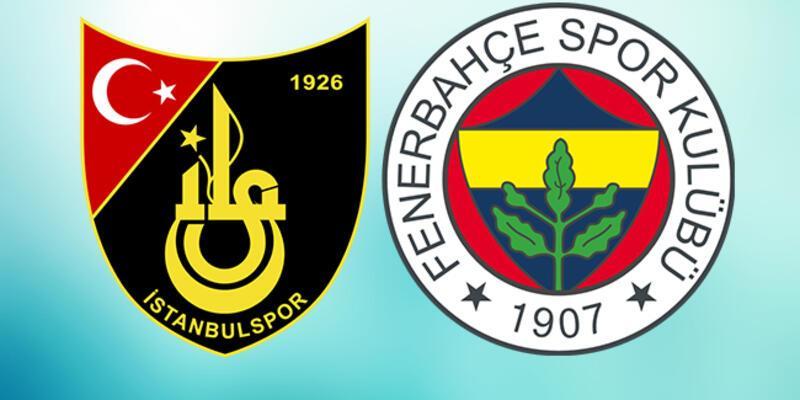 İstanbulspor Fenerbahçe Türkiye Kupası maçı ne zaman, saat kaçta, hangi kanalda?
