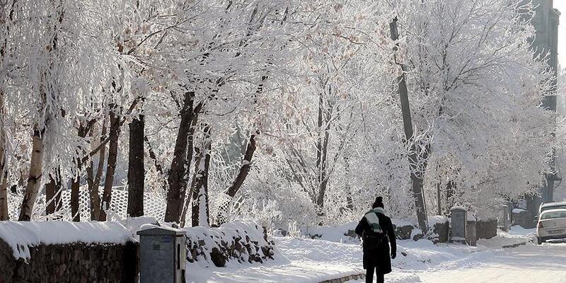 Meteoroloji'den don ve buzlanma uyarısı