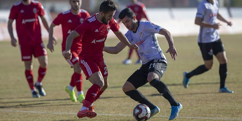 Anagold 24 Erzincanspor - Beşiktaş: 2-0