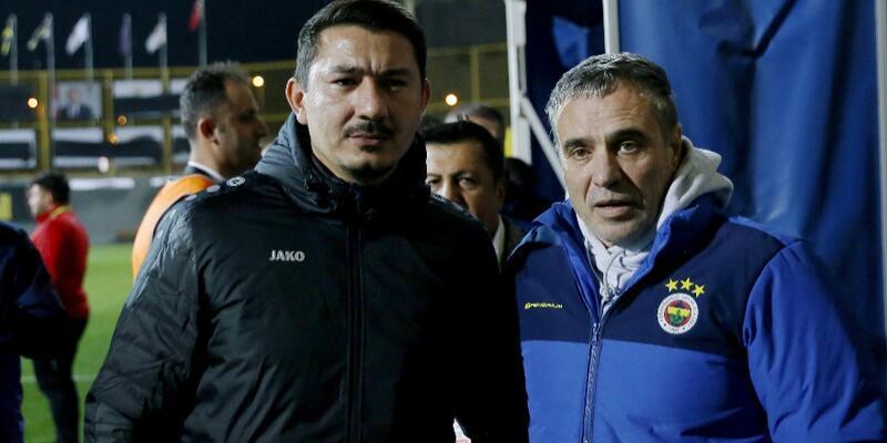 Ersun Yanal: Kadıköy'deki gibi oynamalıyız