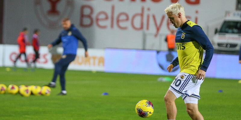 Fenerbahçe'de Max Kruse Beşiktaş derbisinde yok