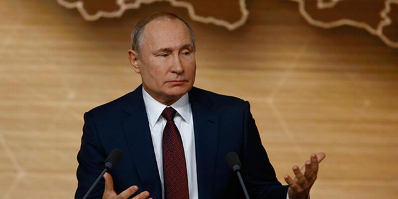 Son dakika... Putin: Libya konusunu Erdoğan ile sürekli konuşuyoruz