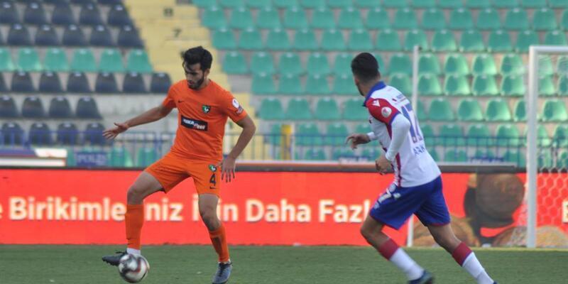 Denizlispor Türkiye Kupası'nda tur atladı